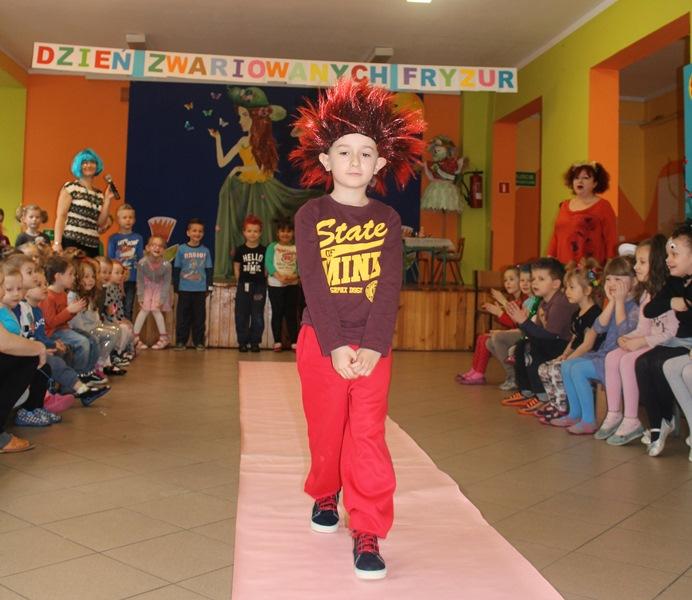 Dzień Zwariowanych Fryzur W Przedszkolu Nr 2 W Przemyślu